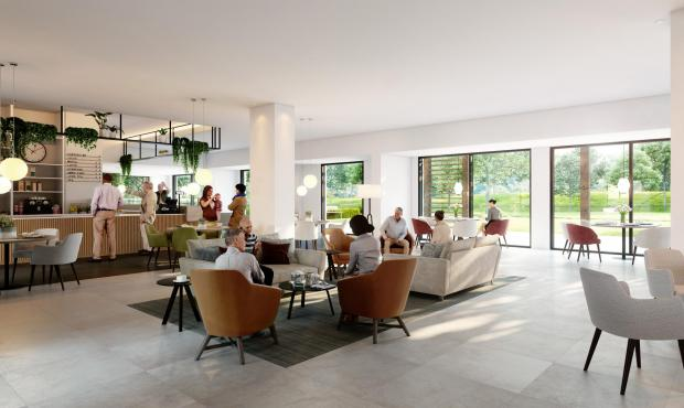 Plans unveiled for 255-home retirement village at Watford Riverwell - Watford Observer