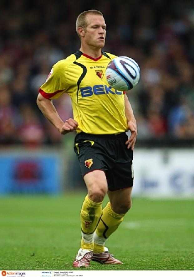 Jay DeMerit is set to leave Vicarage Road this summer