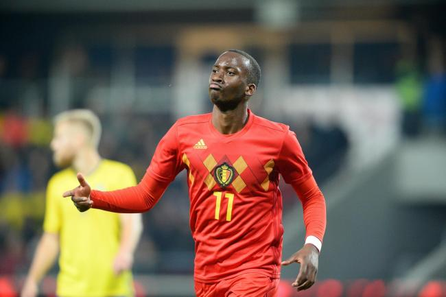Dodi Lukebakio on international duty. Picture: Action Images