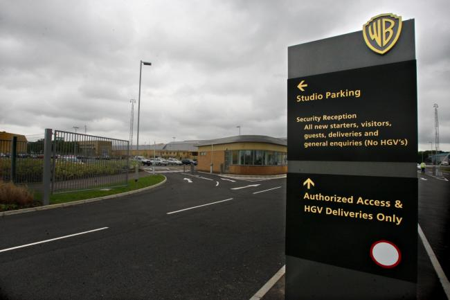 Police were called to the Warner Bros Studios in Leavesden