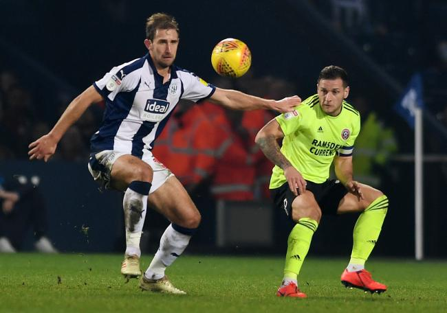 Craig Dawson has joined Watford from West Brom. Picture: Action Images