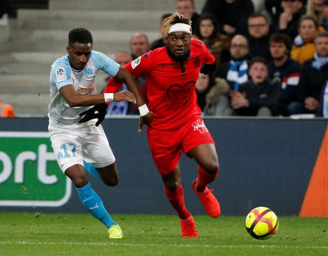 Watford are reportedly interested in signing Allan Saint-Maximin. Picture: Action Images