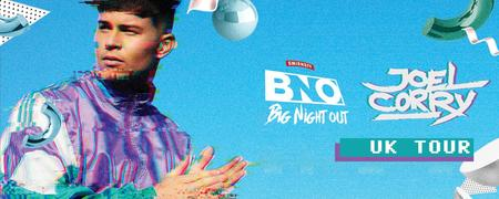 Smirnoff Big Night Out: Joel Corry UK Tour