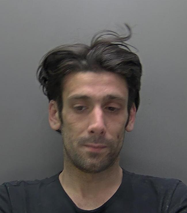 Jamie Lee was given a criminal behaviour order in Rickmansworth after pleading guilty to shoplifting offences