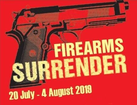 Hertfordshire Constabulary will join the national firearms surrender campaign
