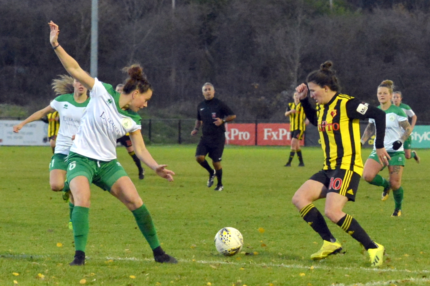 Watford Ladies will begin their 2019/20 campaign with an away trip to Portsmouth