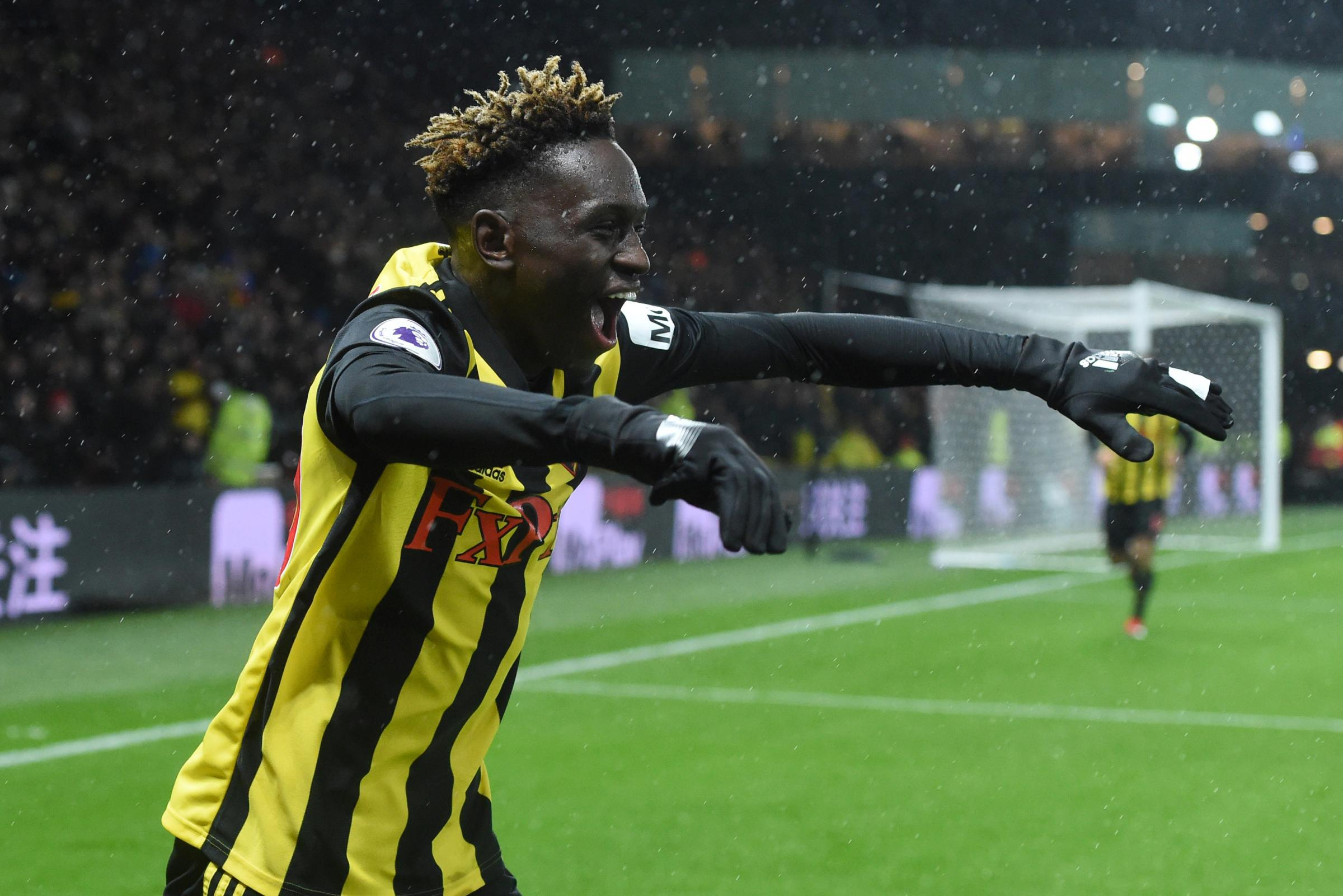 Domingos Quina is training with Watford after recovering from injury