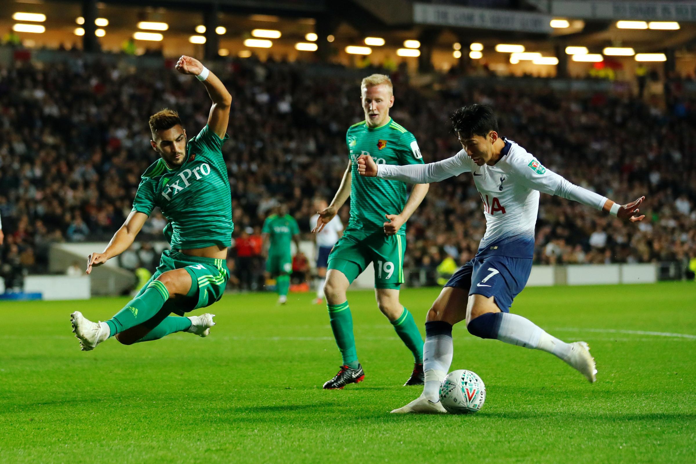 Leganes still confident of Marc Navarro loan despite Watford hold up