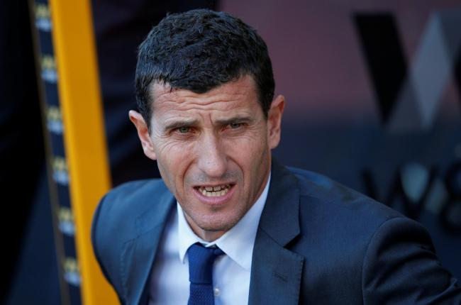 Watford head coach Javi Gracia. Picture: Action Images