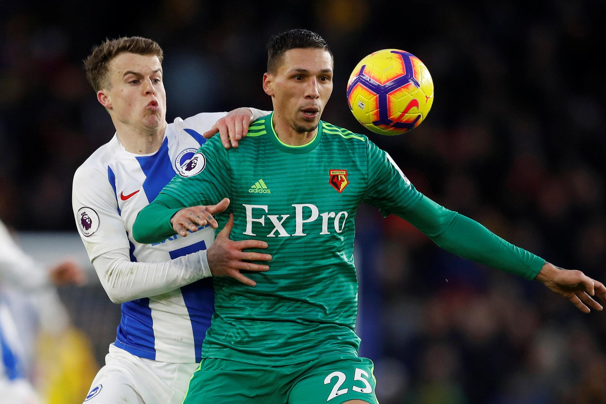 Jose Holebas wants to return to Germany after Watford career is finished
