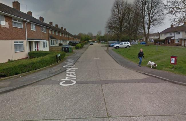 A man has been arrested on suspicion of attempted murder after a hit and run in Cherry Orchard, Hemel Hempstead. Image: Google