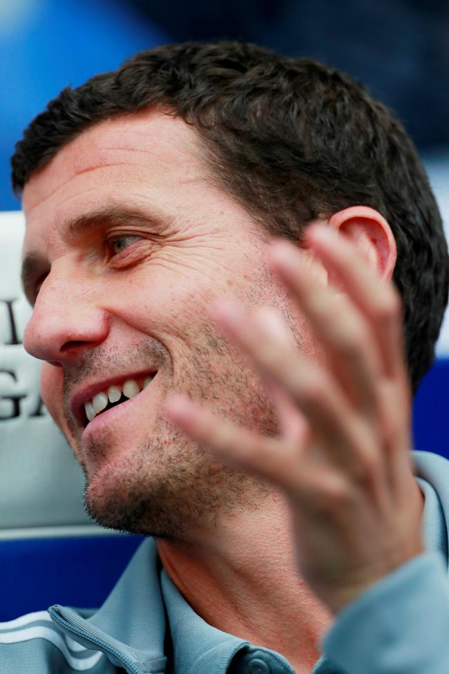Javi Gracia is confident Watford will improve after their friendly victory. Picture: Action Images