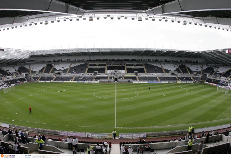 Liberty Stadium. Picture: Action Images