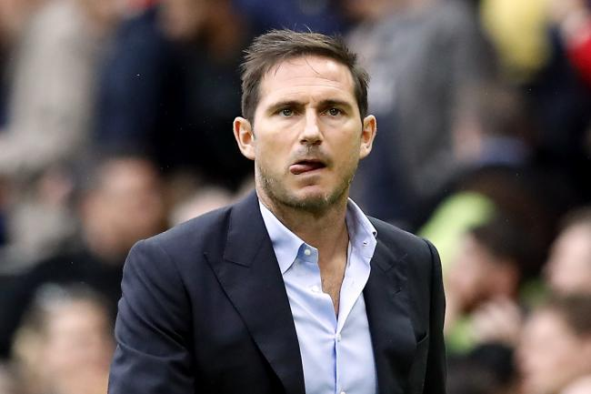 Frank Lampard's Chelsea were beaten 4-0 by Manchester United at the weekend (Martin Rickett/PA)