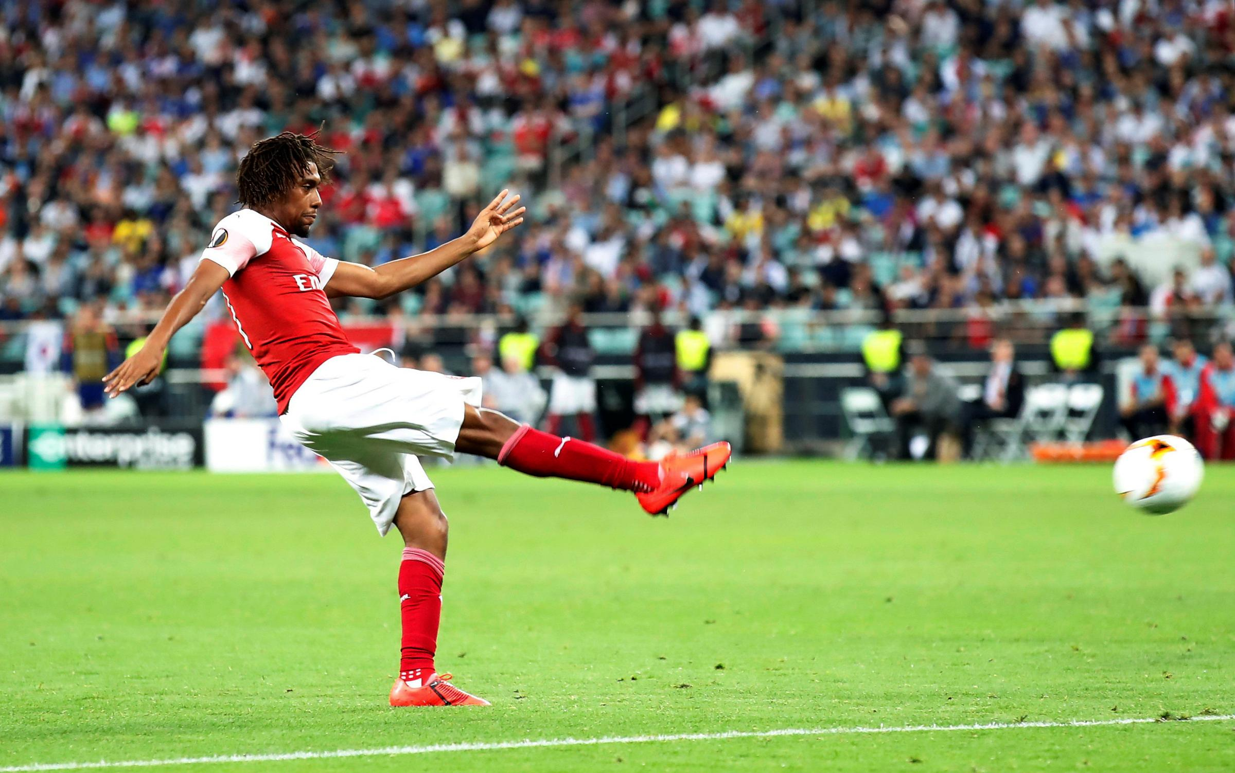 Everton vs Watford: Marco Silva to decide if Alex Iwobi included in squad
