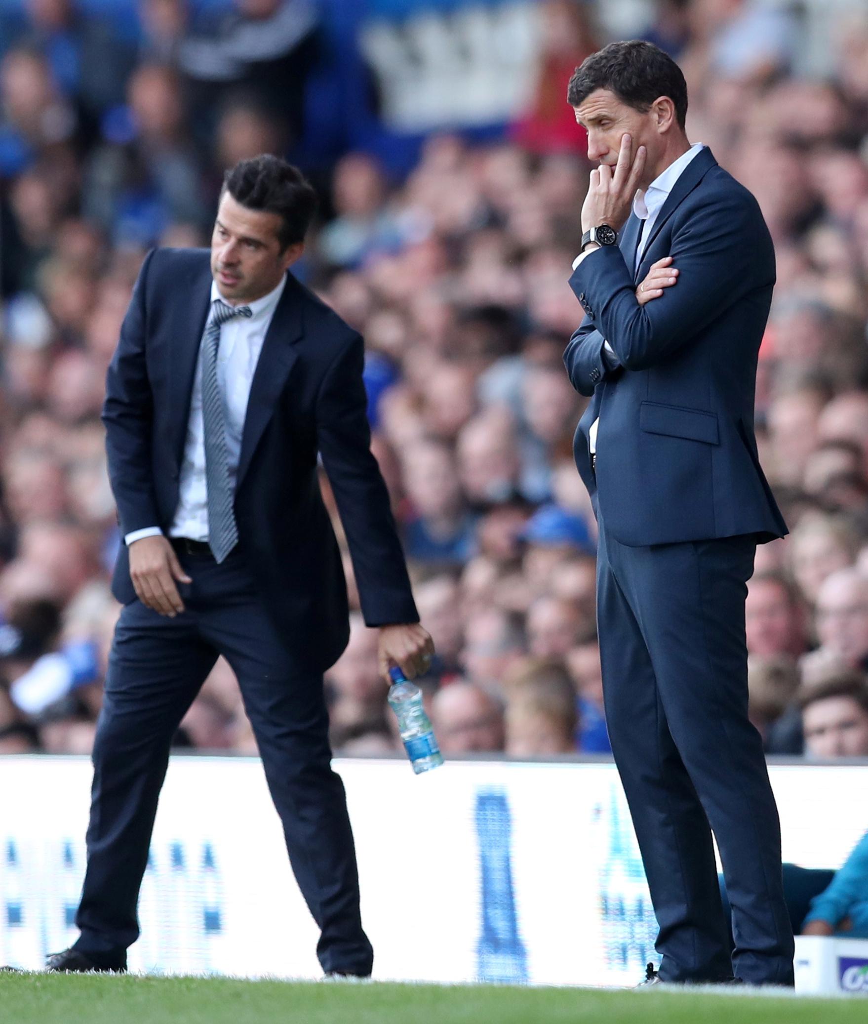 Everton vs Watford: Javi Gracia felt a 'good performance' deserved more