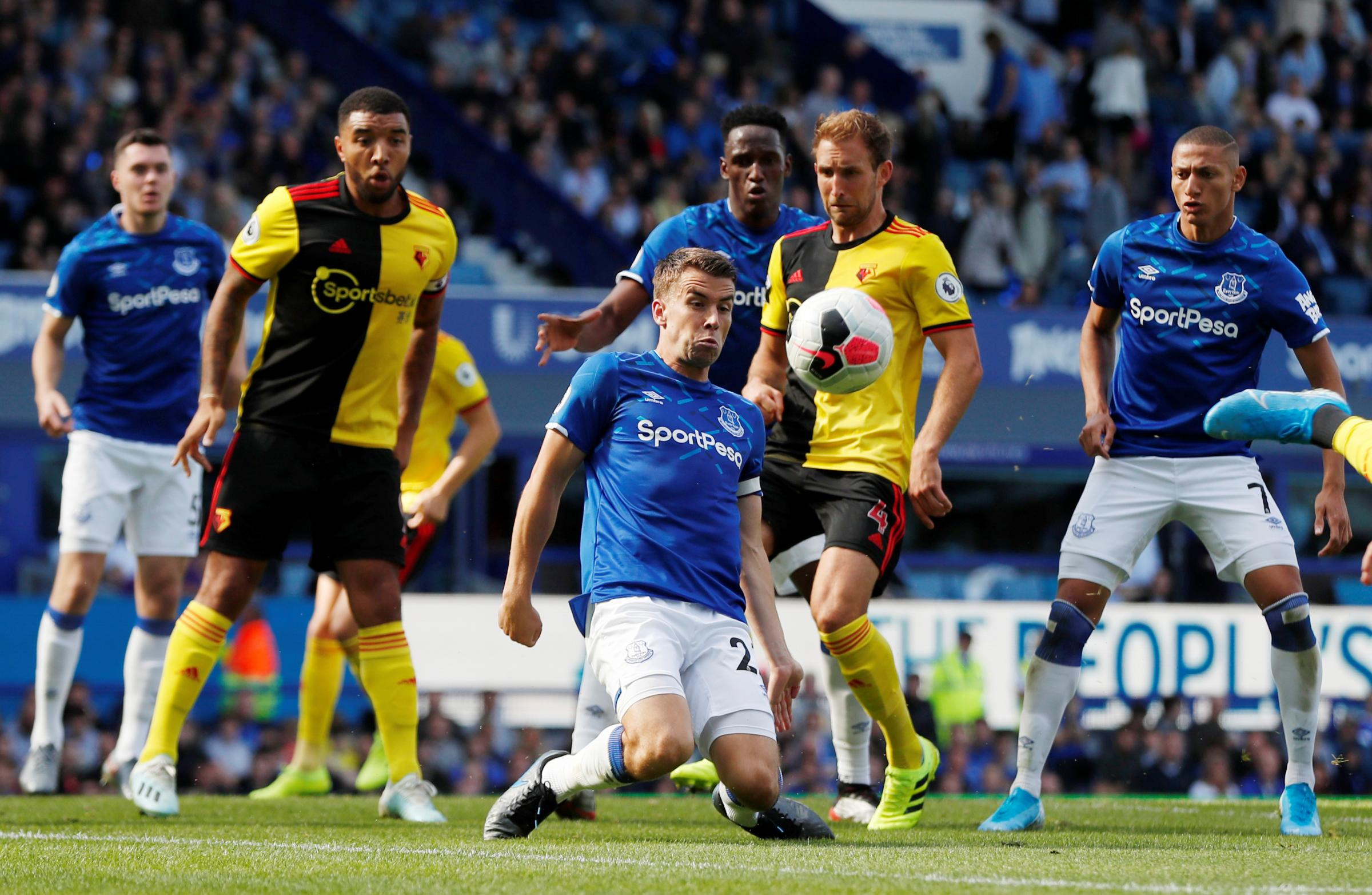 Watford players rated after another winless trip to Everton