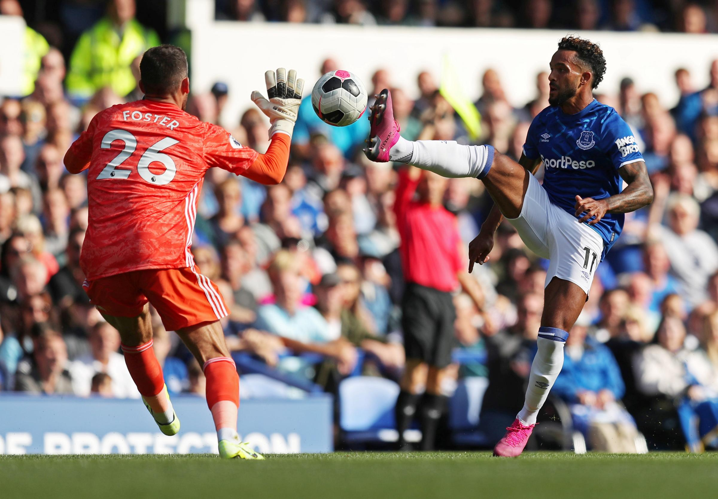 Ben Foster knows Watford need to start scoring after Everton loss