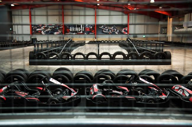 Indoor go-karting centre in Bushey is given the green light