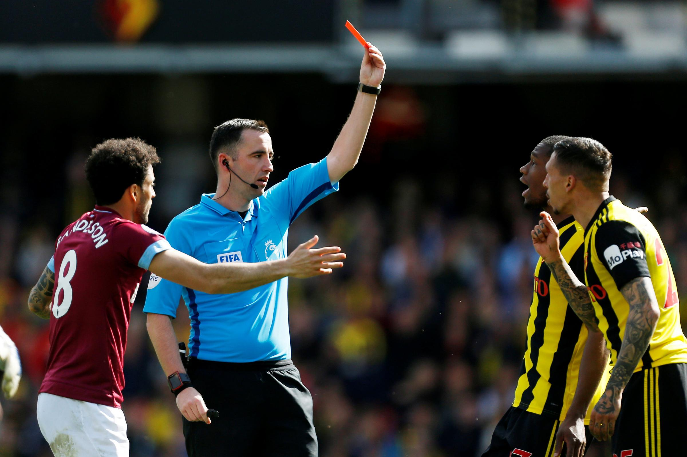 Watford vs West Ham United: Chris Kavanagh again appointed referee for Premier League clash
