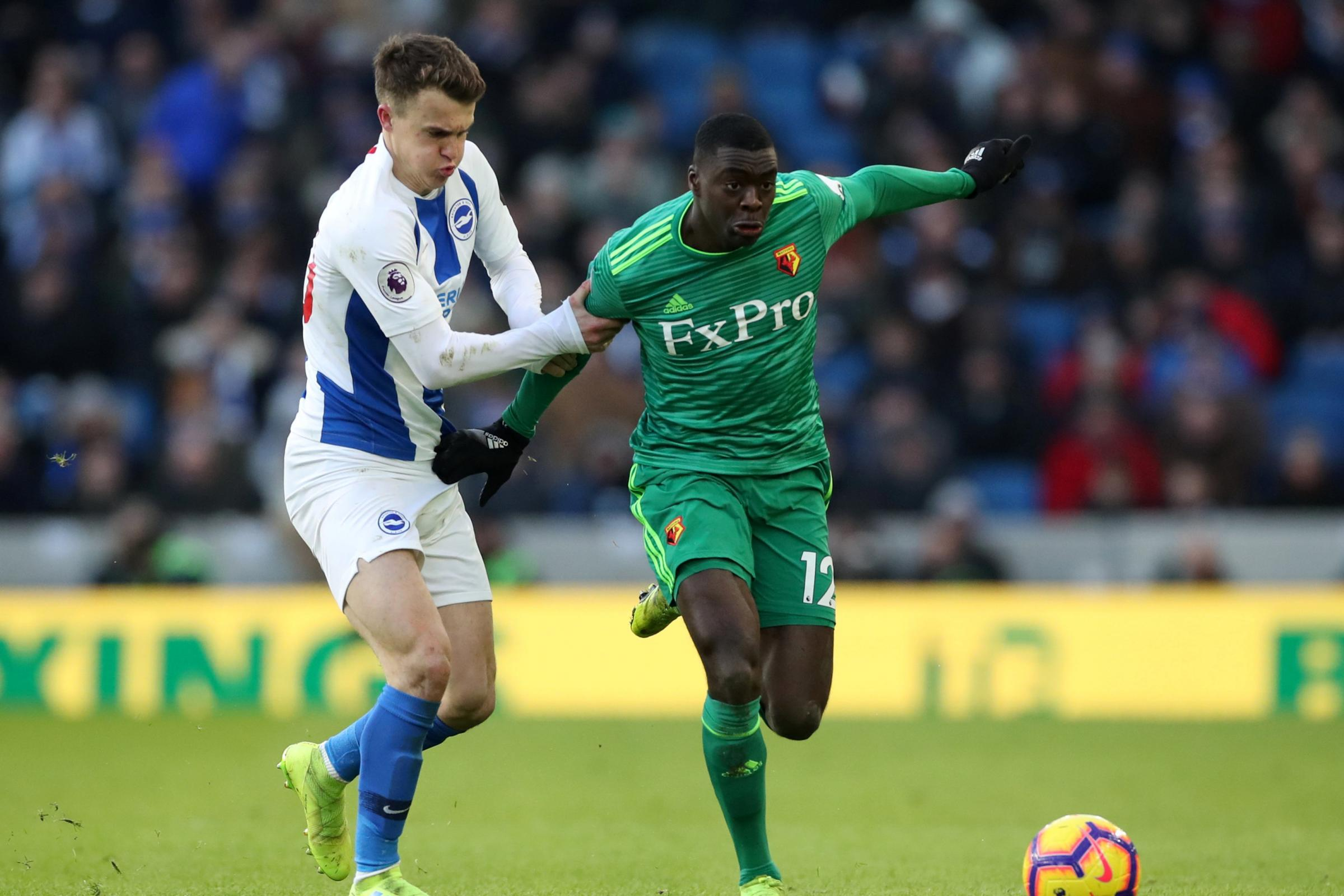 Watford winger Ken Sema has joined Udinese on loan
