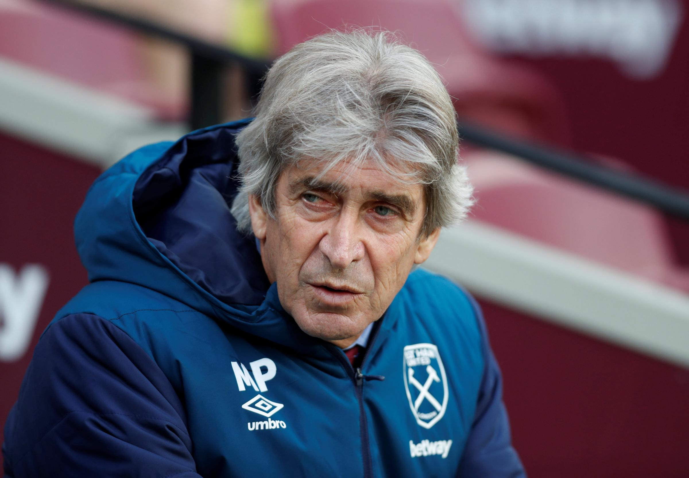 Manuel Pellegrini is looking to replicate West Ham United's performance against Watford from last season