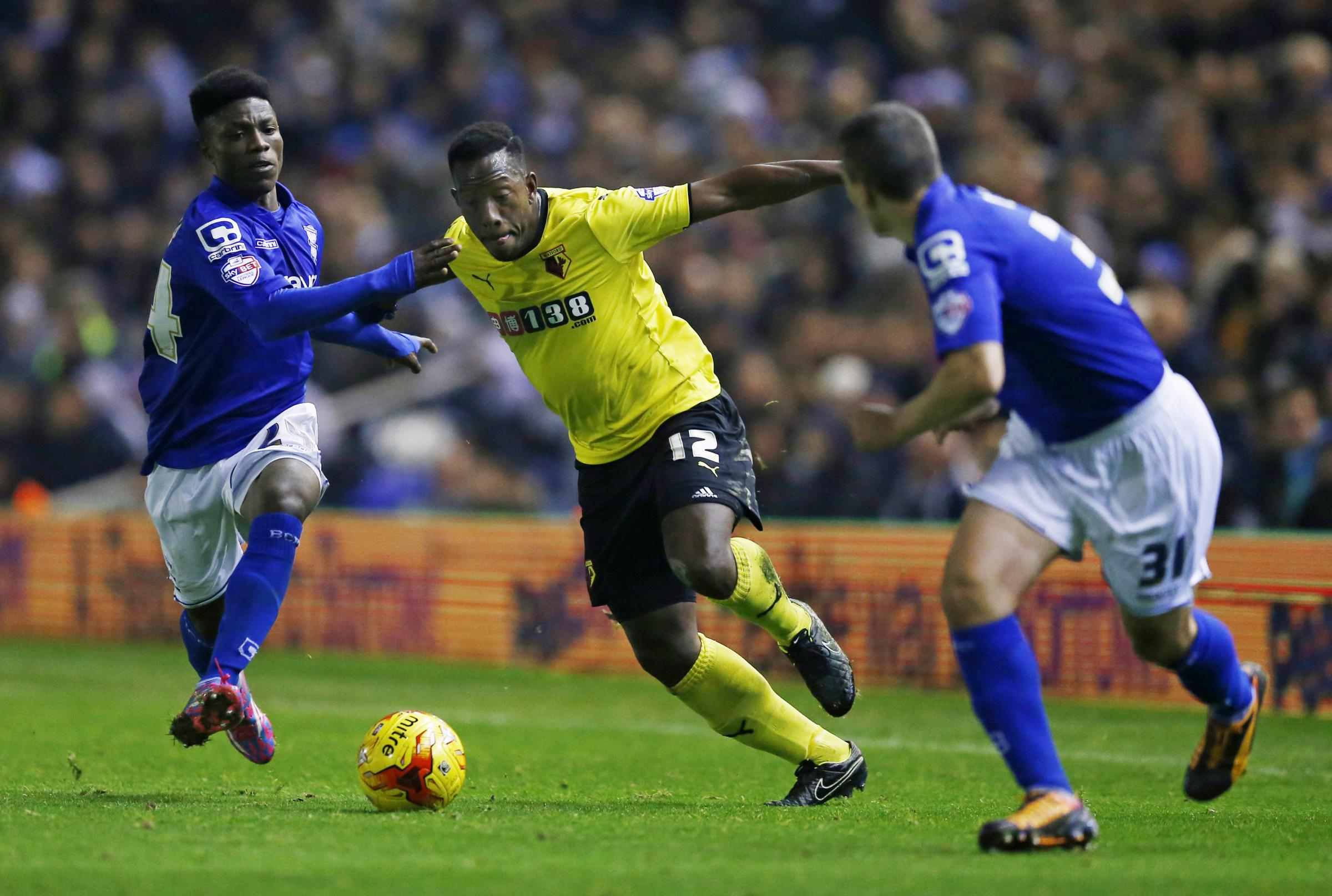Former Watford defender Lloyd Doyley discusses Kings Langley move