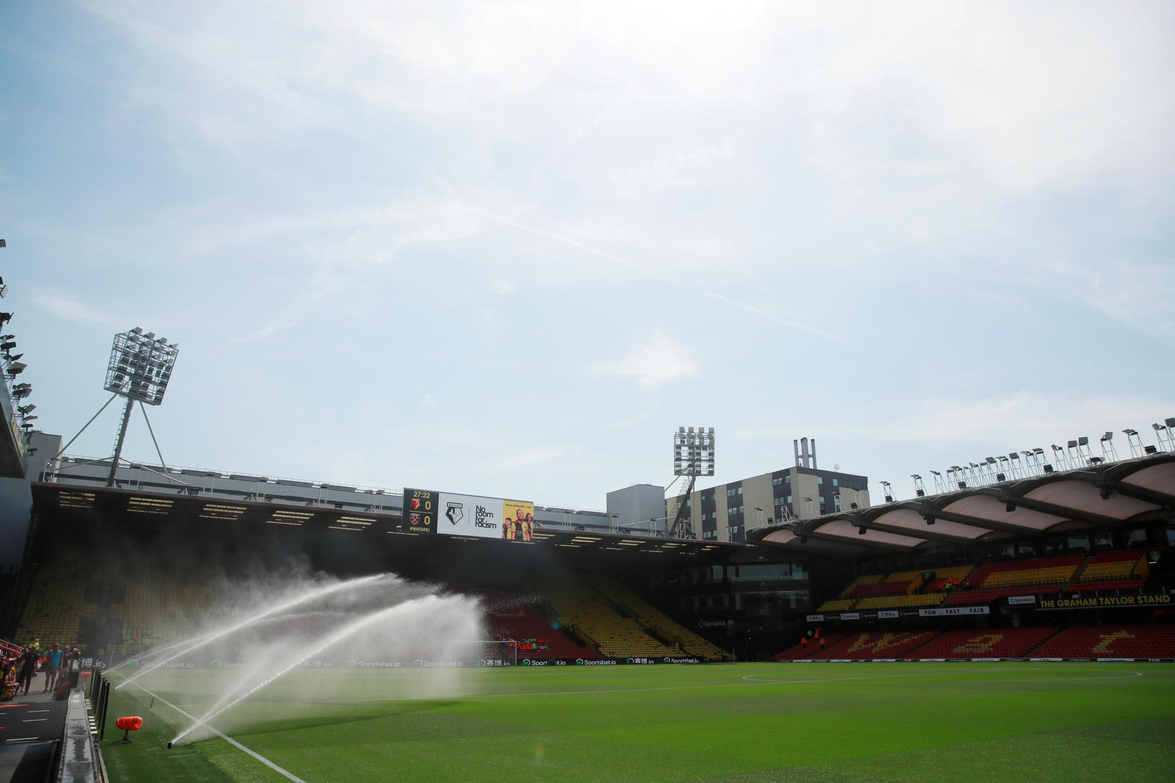 Winless Watford face West Ham United in the Premier League