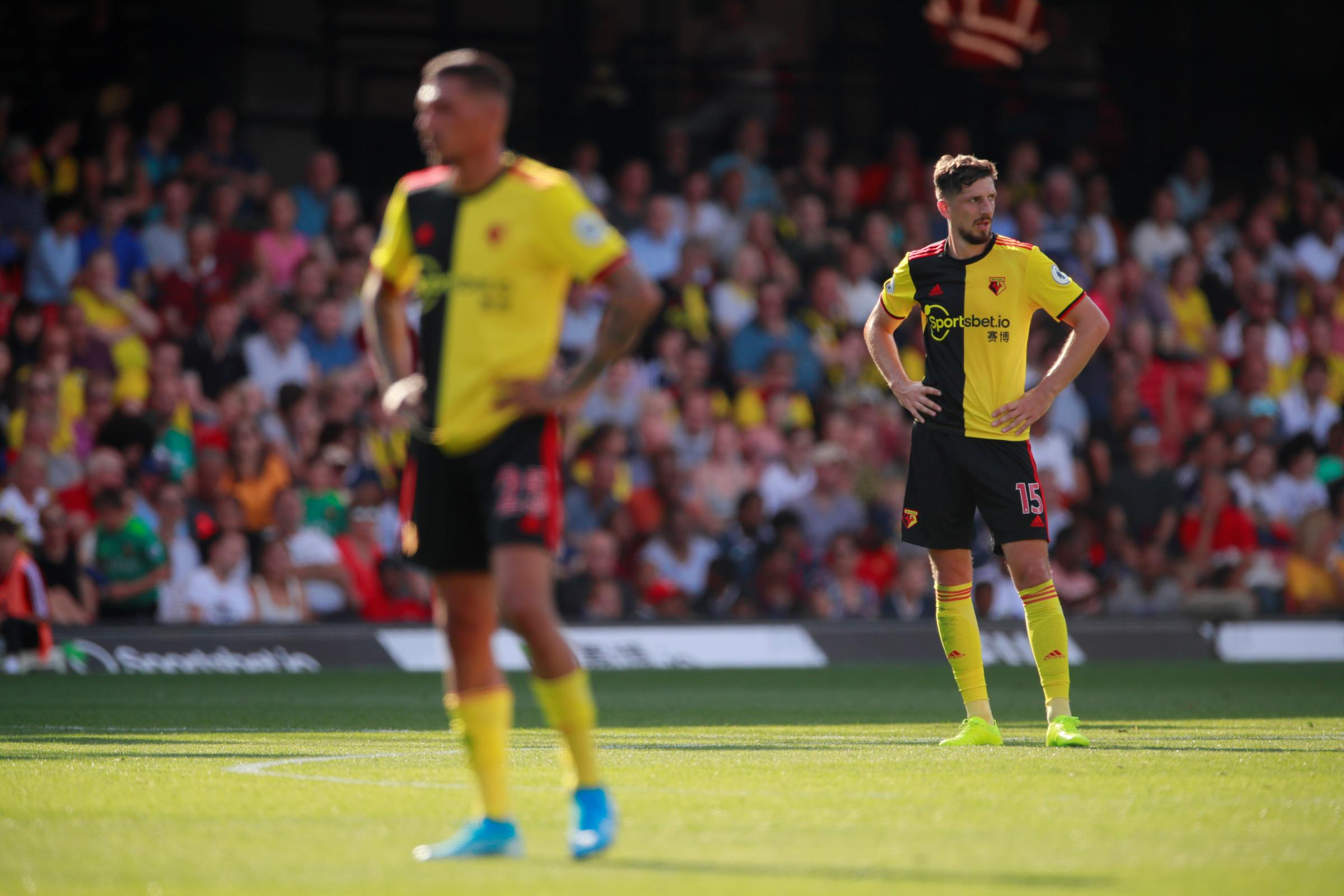 Craig Cathcart claims Watford players were responsible for Javi Gracia's sacking