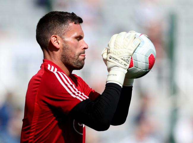 Ben Foster is one of four goalkeepers to be named. Picture: Action Images