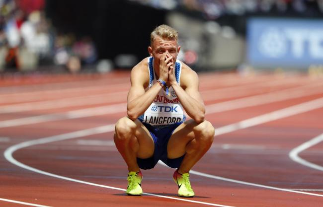 British Athletics defend their decision to select Kyle