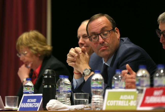 Richard Harrington, Watford MP, has been expelled from the Conservative Party. Photo: Holly Cant