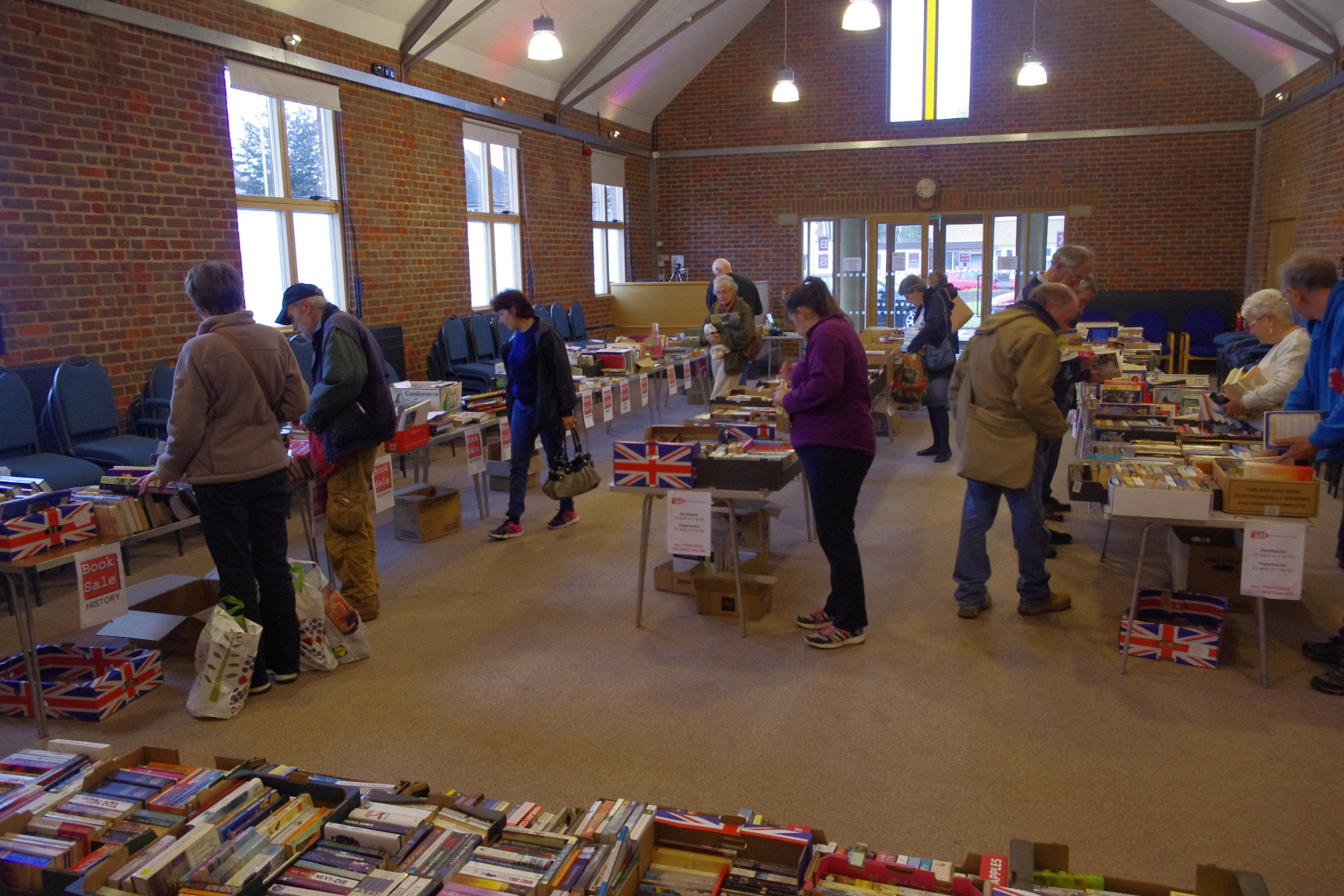 Annual Croxley Green Book Sale