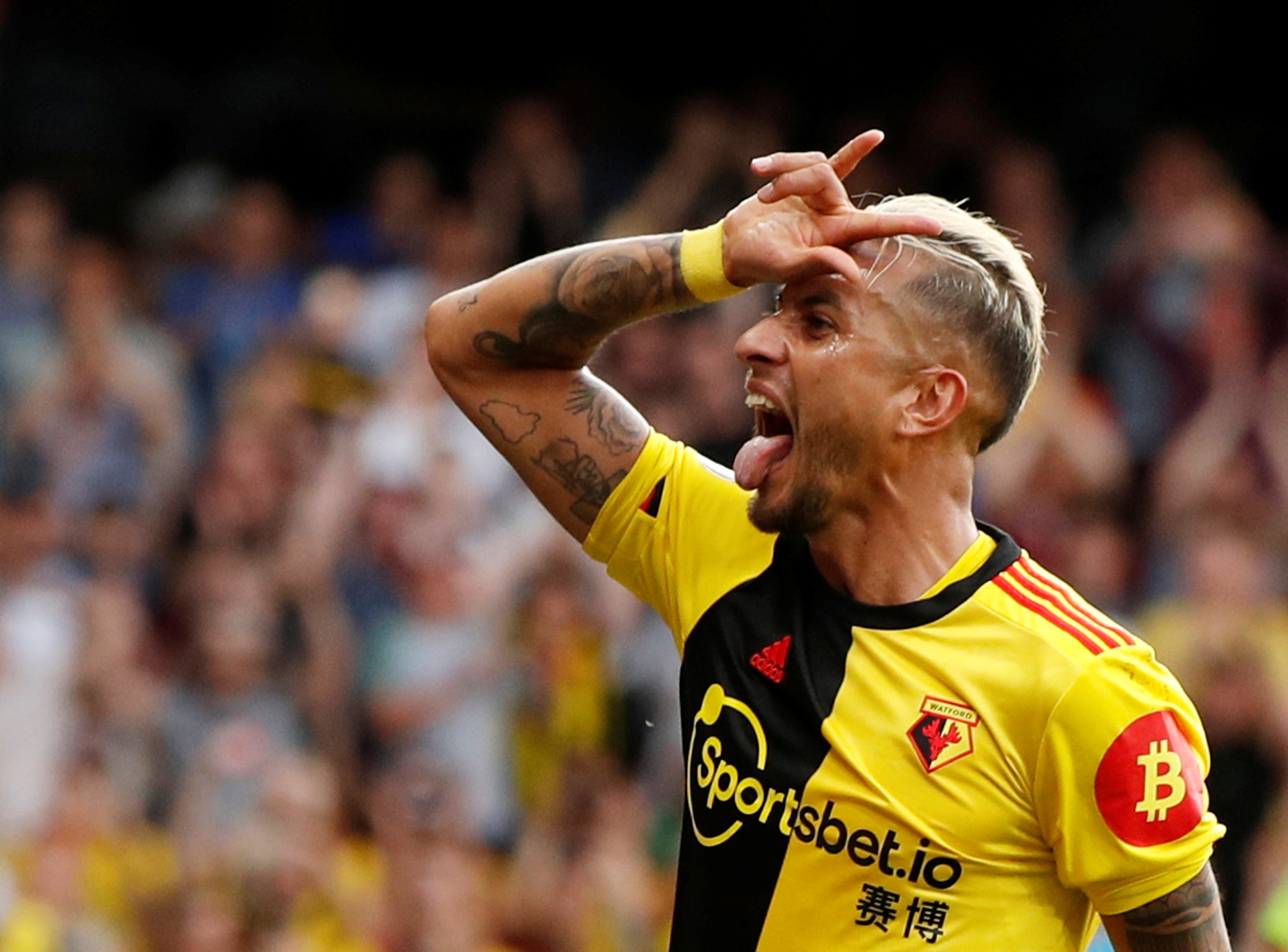 Watford draw against Arsenal in Quique Sanchez Flores' first game back