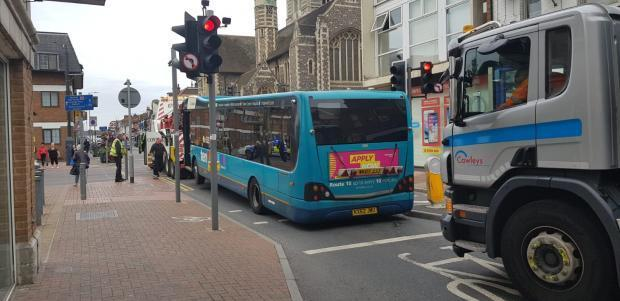 Intalink buses will improve services across Hertfordfshrie. Credit: James Cowen