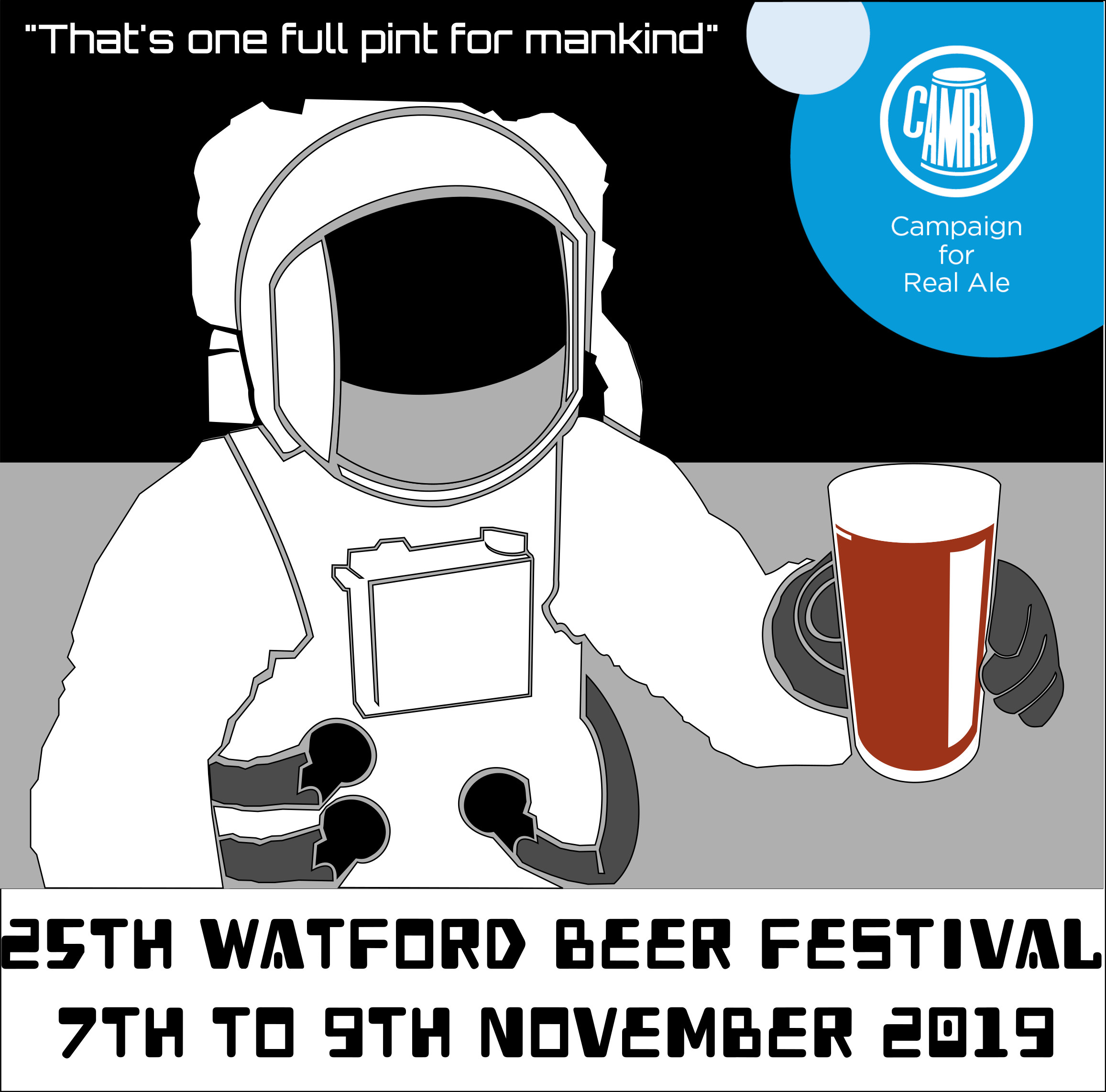 25th Watford Beer Festival
