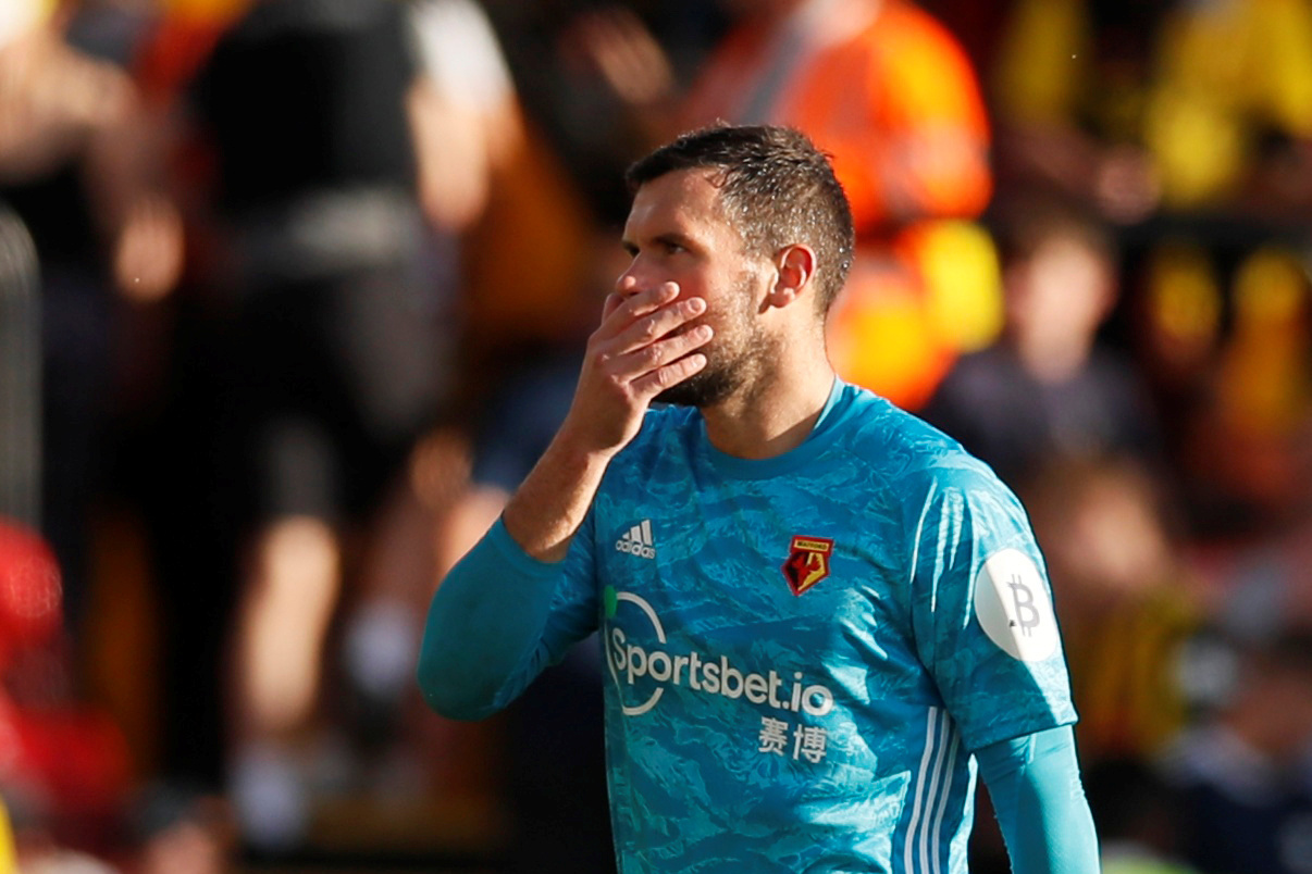Ben Foster thinks Watford will find their first win soon after Arsenal display