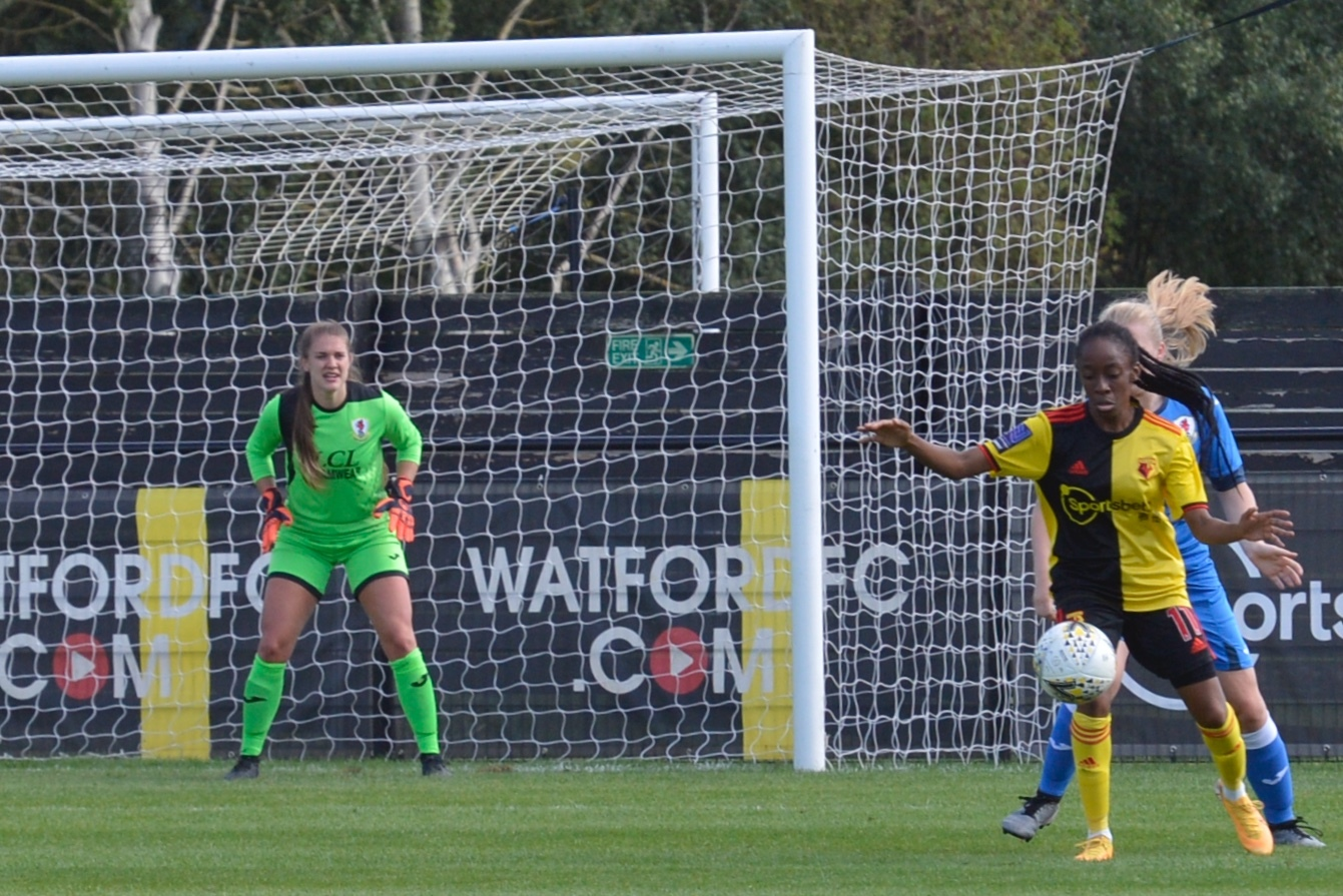 Watford Ladies win on the road against Crawley Town