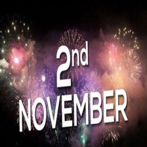 London and Harrow Fireworks Display 2nd November 2019 - CELEBRATION OF CULTUR