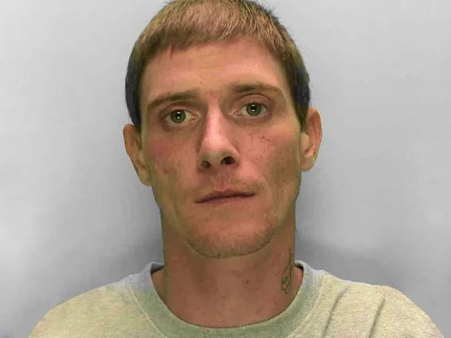 Craig McAndrew is believed to be on the run in Watford. Credit: Sussex Police