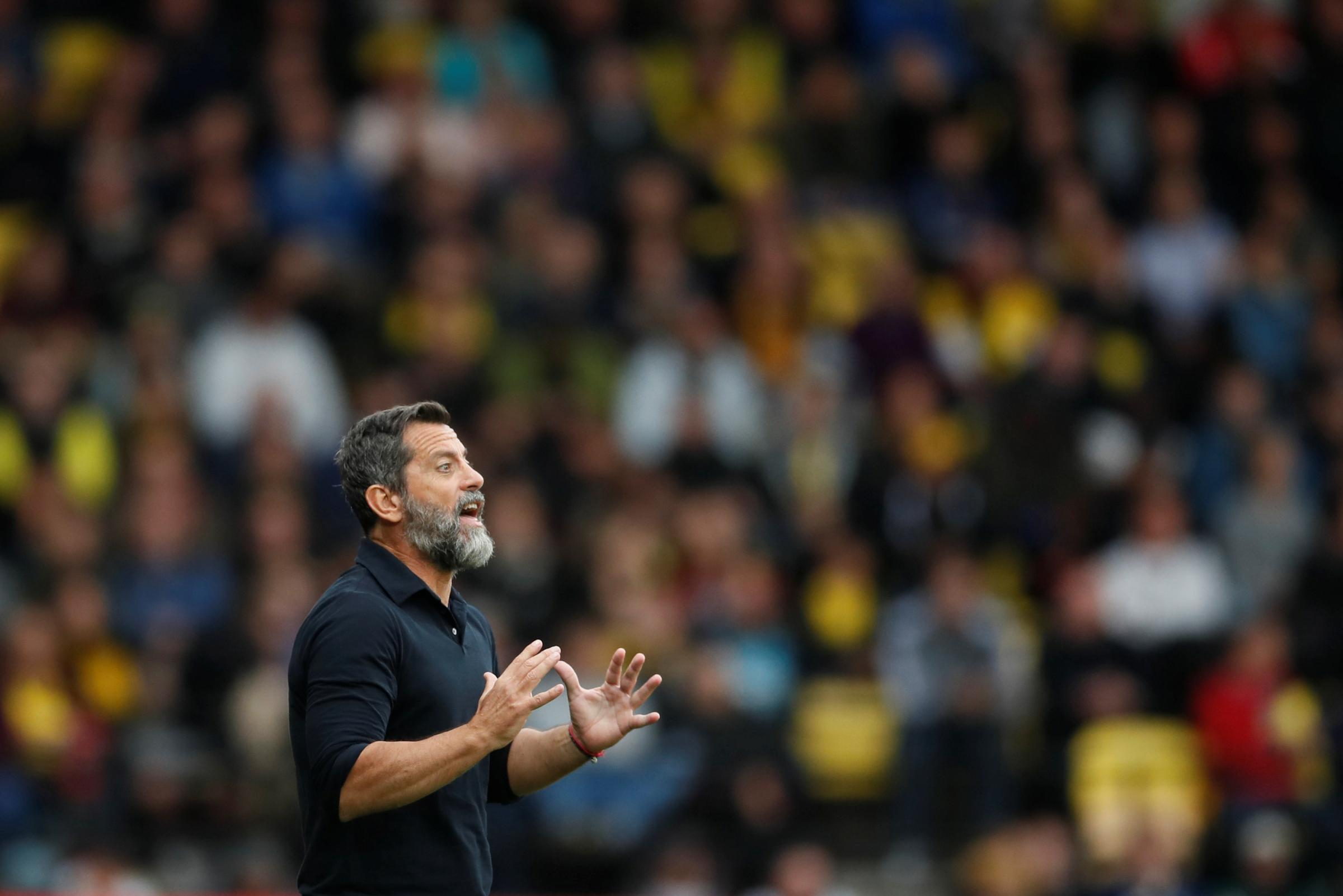 Quique Sanchez Flores would prefer Watford players to stay during the international break