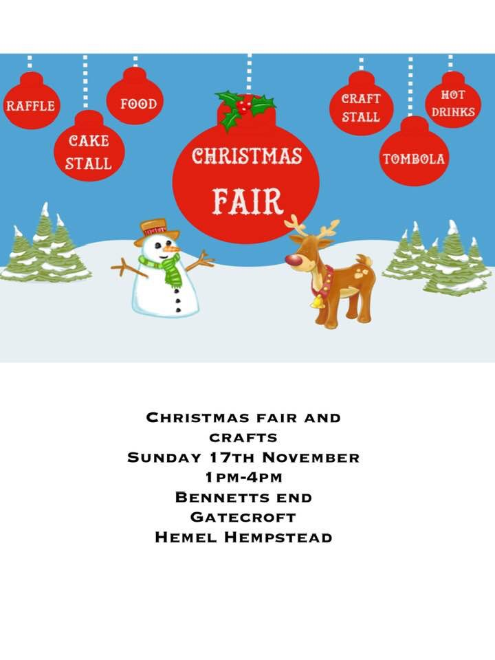 Christmas fair and craft