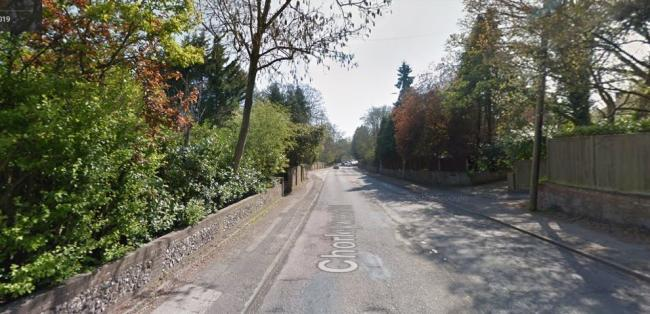 Chorleywood Road. Credit: Google Street View