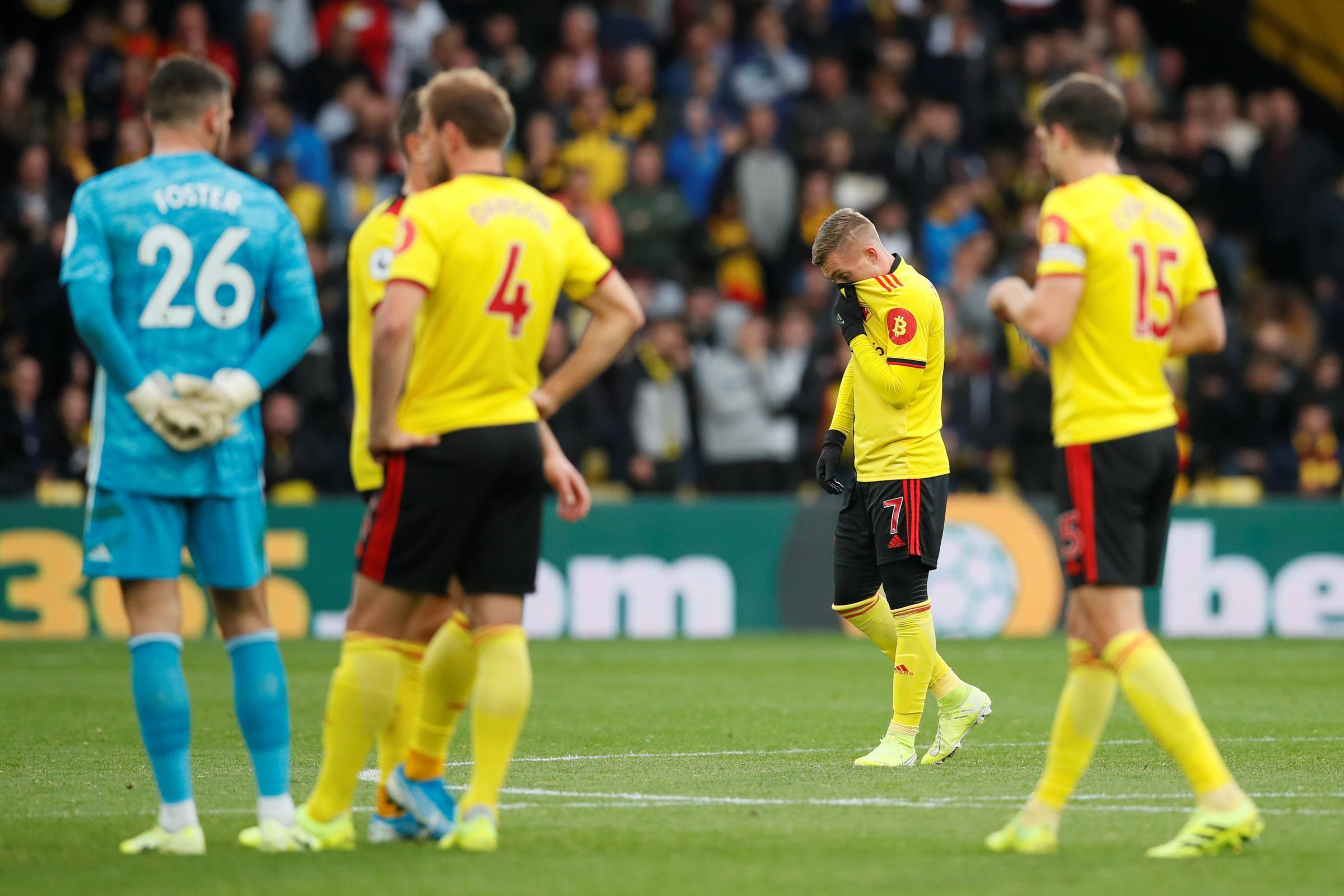 Premier League stats compared to predict Watford's survival chances