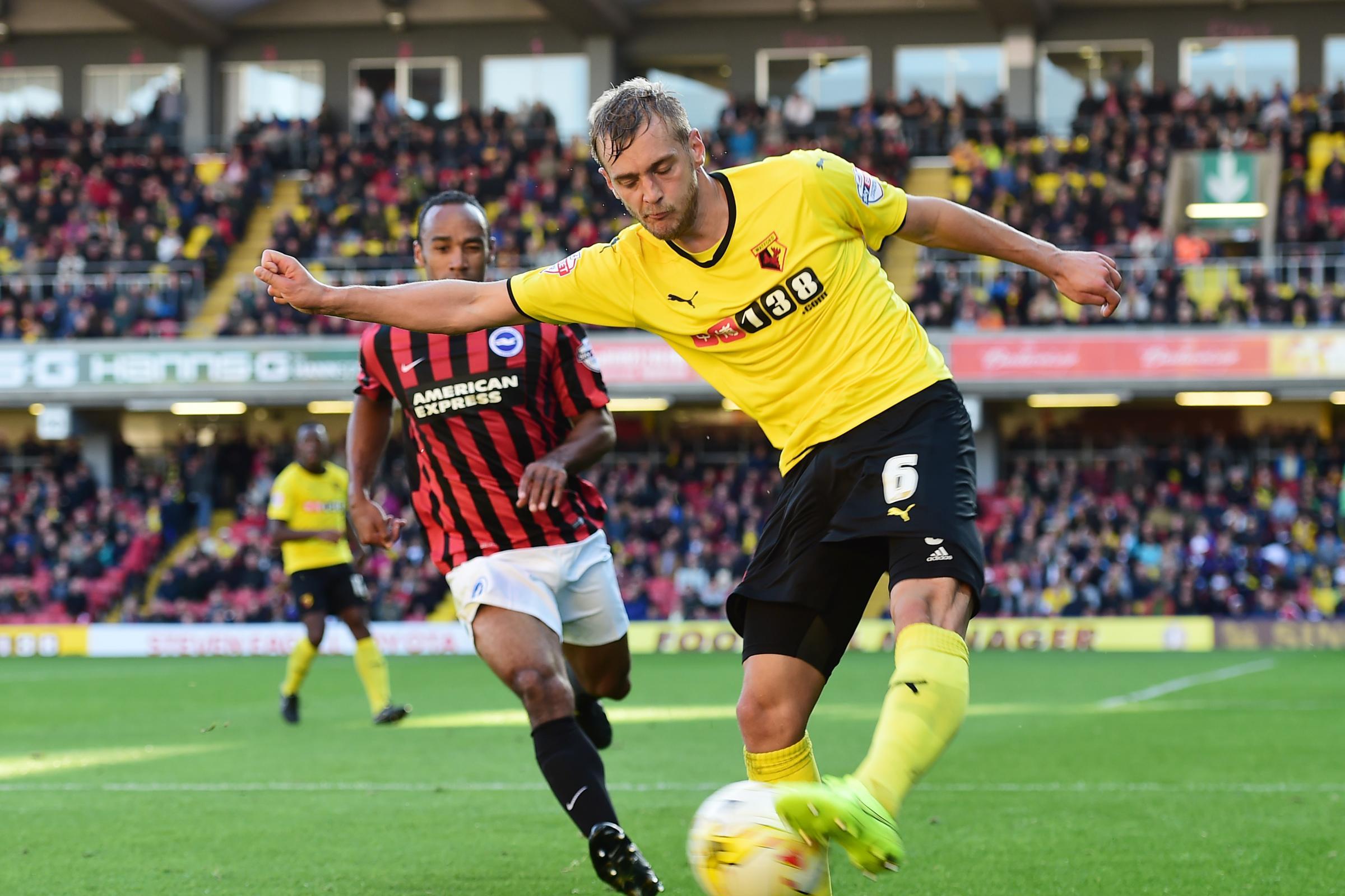 Former Watford defender Joel Ekstrand has retired from football