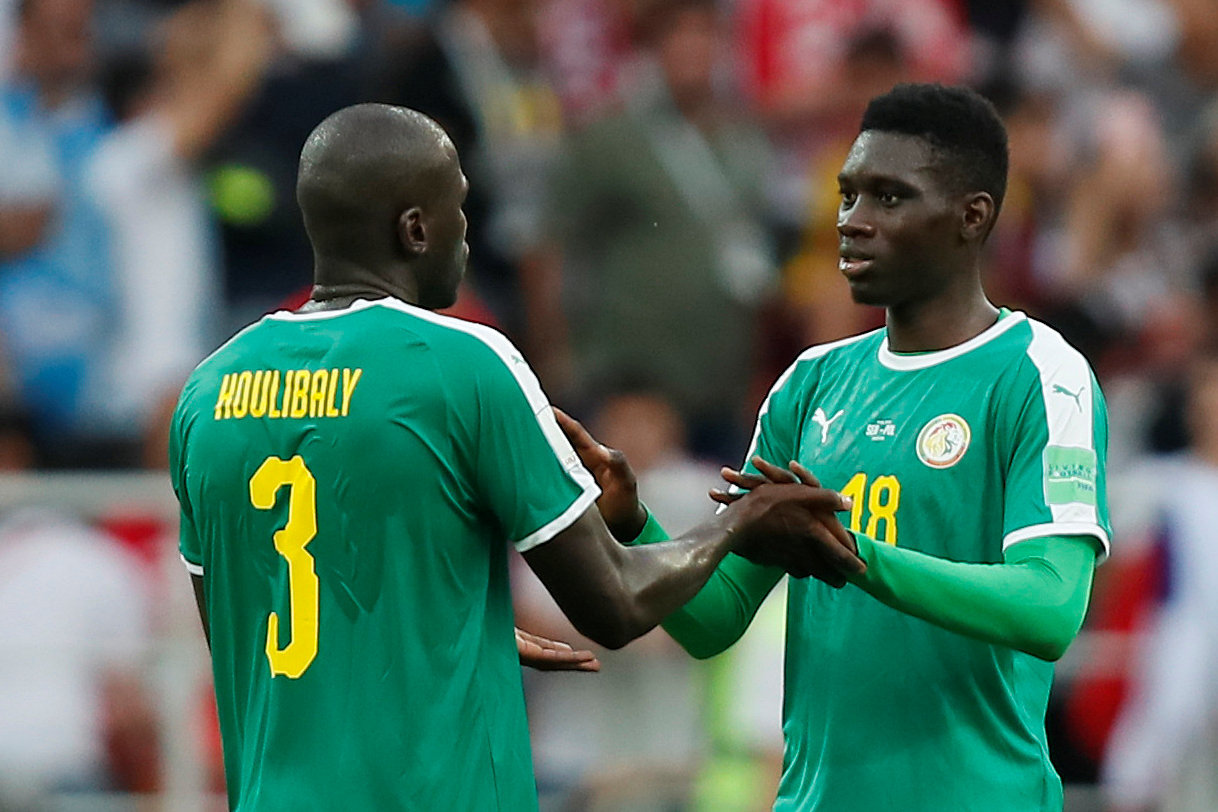 Watford winger Ismaila Sarr plays in draw between Brazil and Senegal