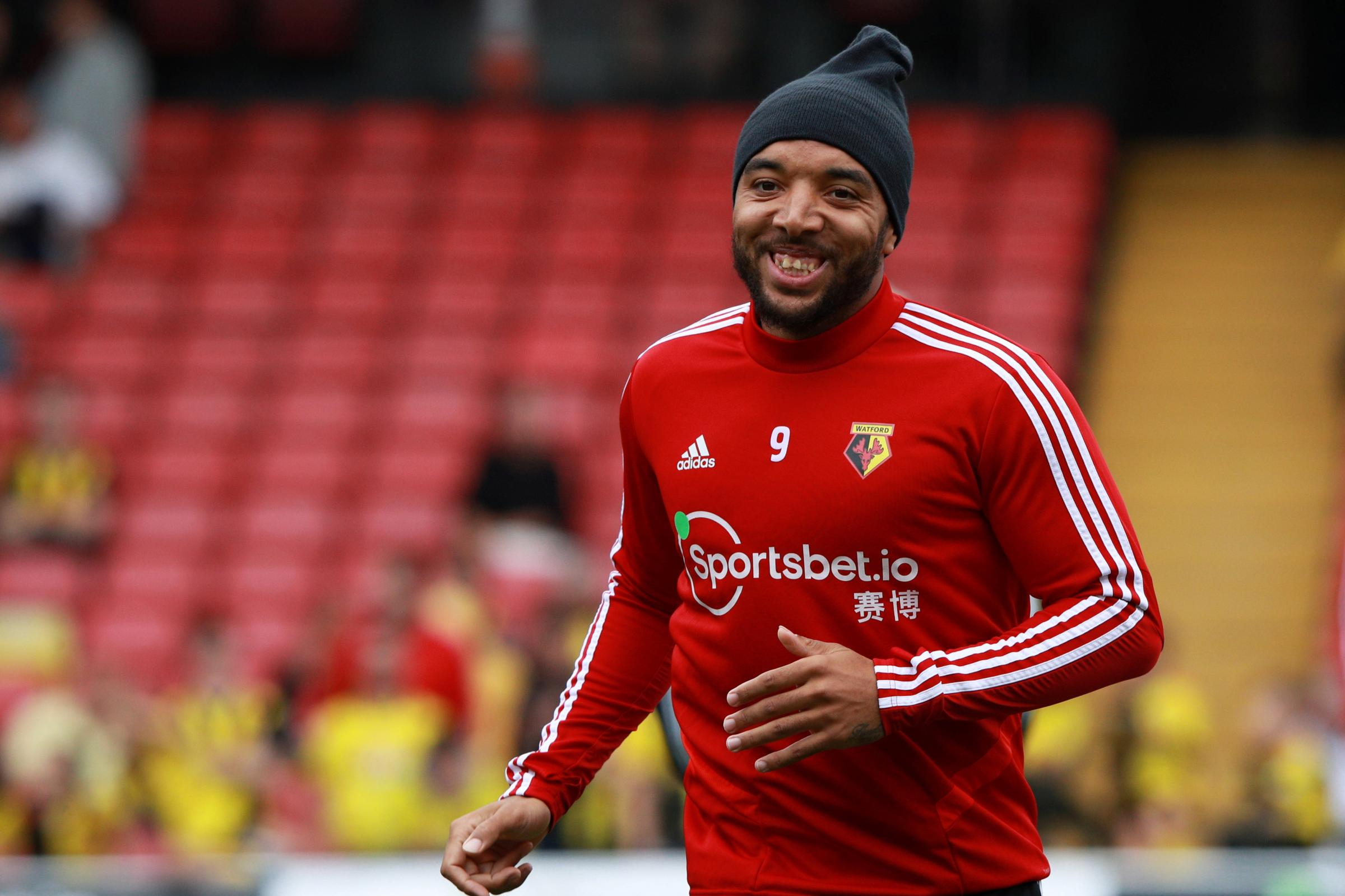 Watford captain Troy Deeney said he has no interest in playing for Jamaica