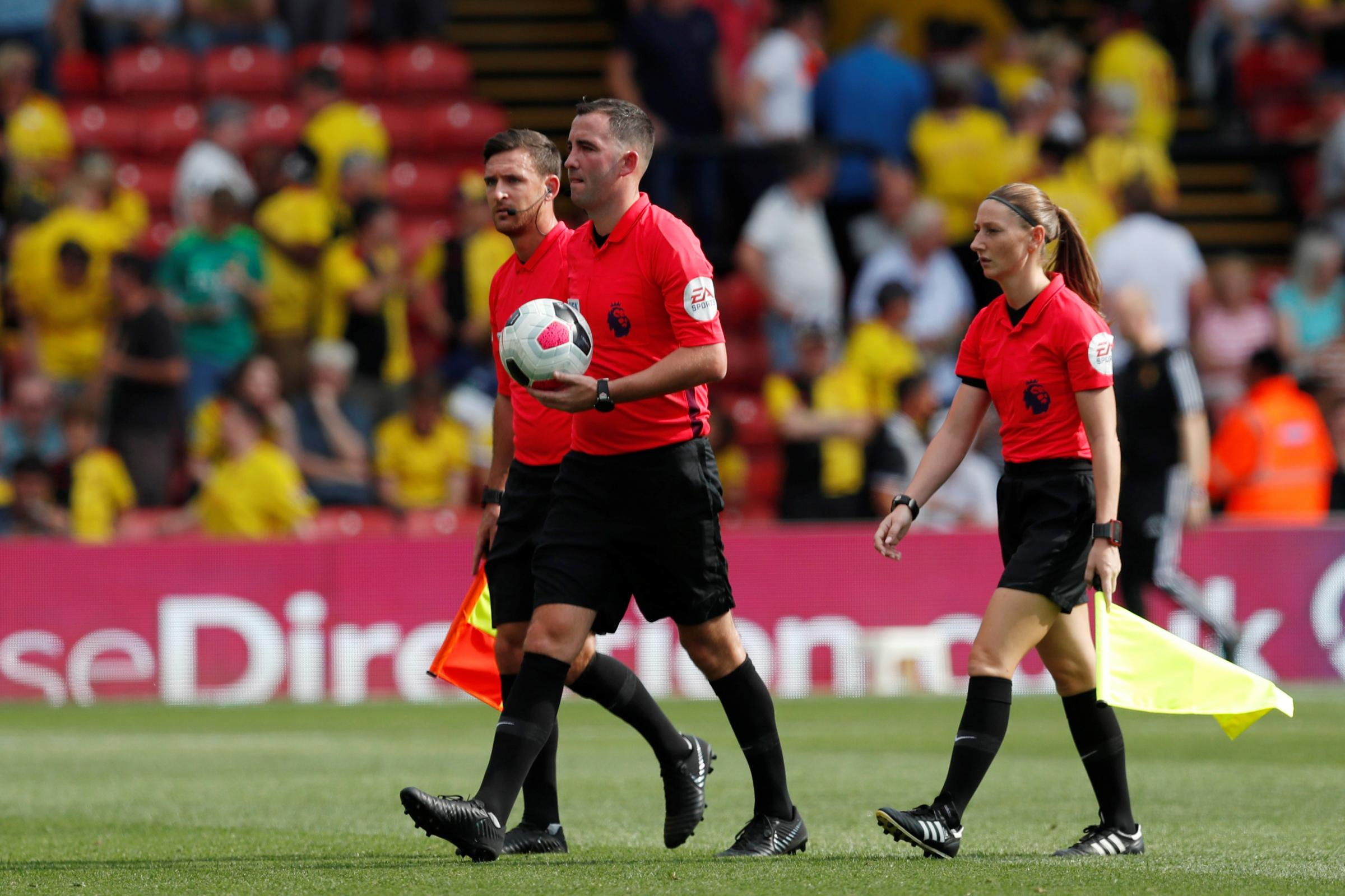 Chris Kavanagh will be referee for Watford's away game with Tottenham Hotspur