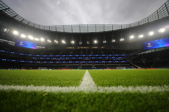 The Tottenham Hotspur Stadium. Picture: Action Images