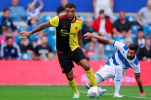 Deeney can see light at the end of the tunnel